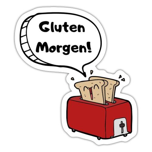 Gluten Morgen - Sticker