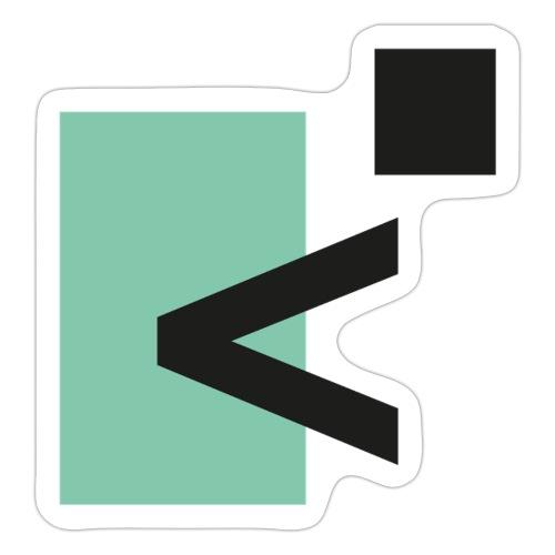 Kleiner Designer Style - Sticker