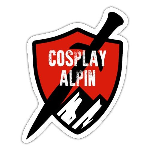 Cosplay Alpin Logo - Sticker