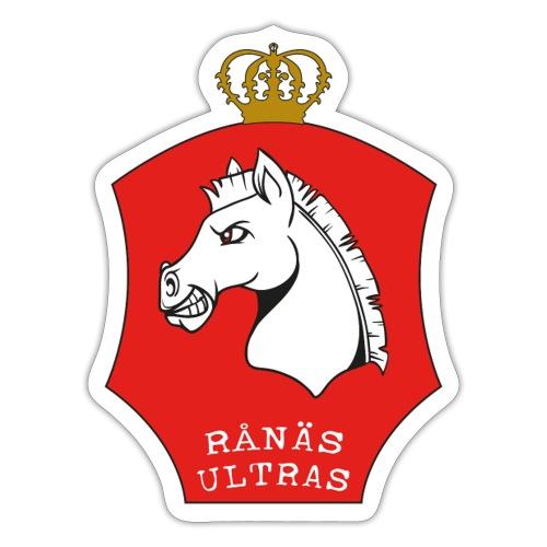 ultras RÖD - Klistermärke