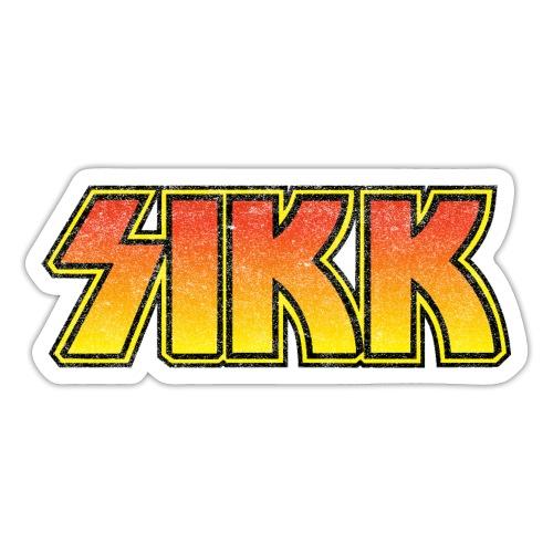 sikk - Klistermärke