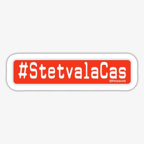 Stetv a la Cas Anti CoronaVirus - Adesivo