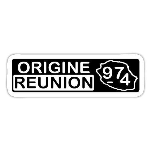 Origine Reunion - Autocollant