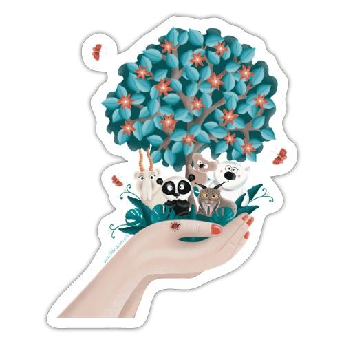 Zukunft - Save the Planet - Sticker