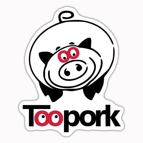toopork2 - Adesivo