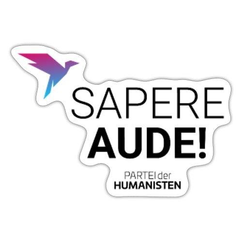Sapere Aude! - Sticker