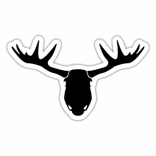 ElandHoofd - Sticker