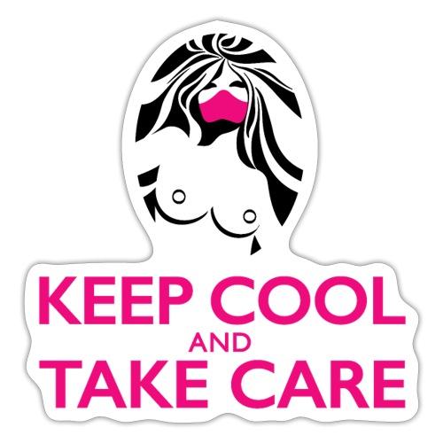 Keep cool - Autocollant