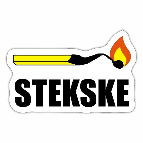 Stekske - Sticker