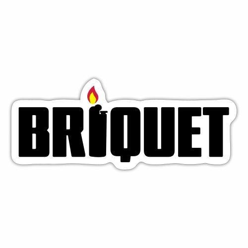 Briquet - Sticker