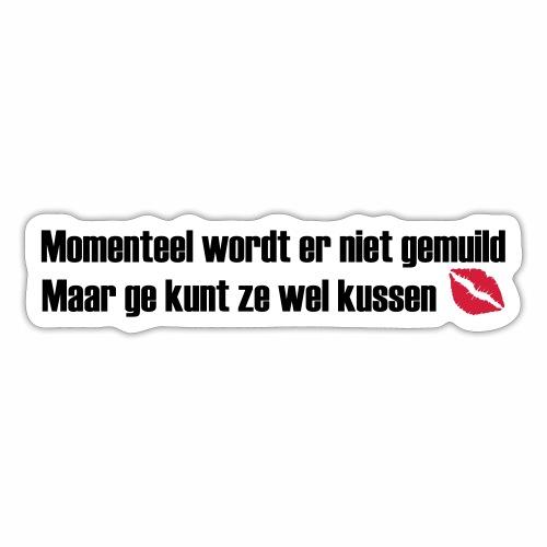 Ni Gemuild - Sticker