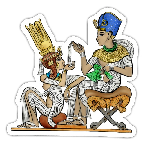 PHARAO Tutanchamun - Sticker