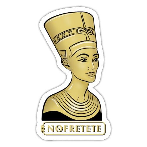 Nofretete I Königin von Ägypten - Sticker