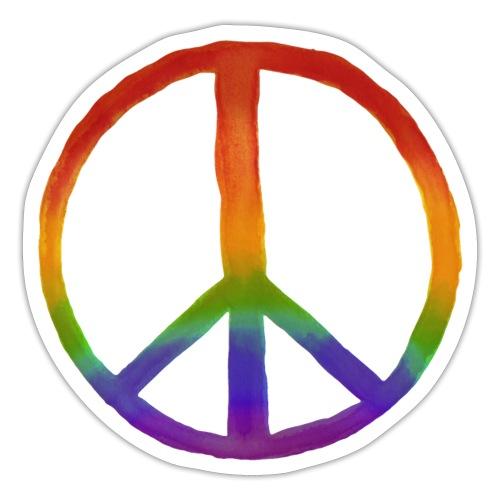 Peace - Adesivo