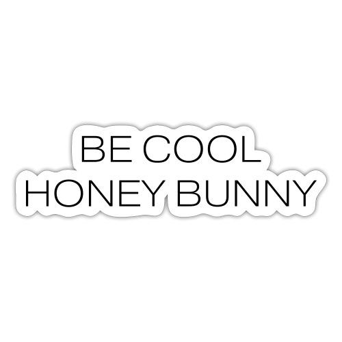 HoneyBunny - Sticker