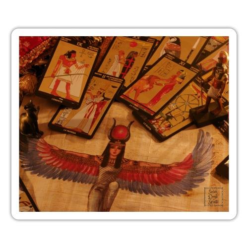 Tarocchi egizi - Adesivo