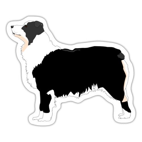 australian shepherd - Sticker