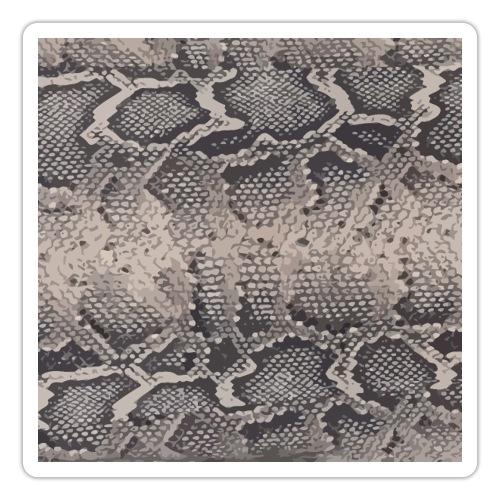 Python pattern mask - Sticker