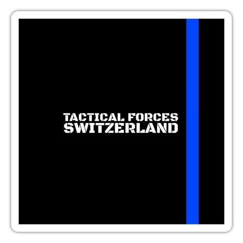 TFS Thin Blue Line - Autocollant