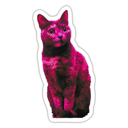 Gatto - Adesivo