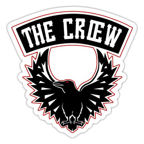 THE CRŒW SYL TEAM CROW - Autocollant