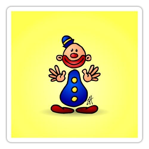 Clown - Sticker