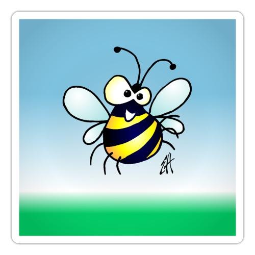 Bee - Sticker