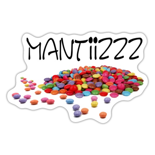 Mantiizzz - Manties - Sticker
