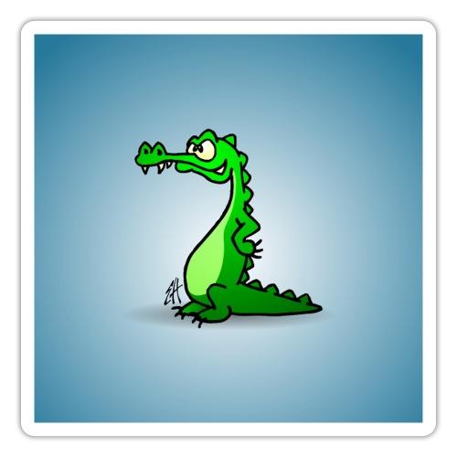 Crocodile - Sticker