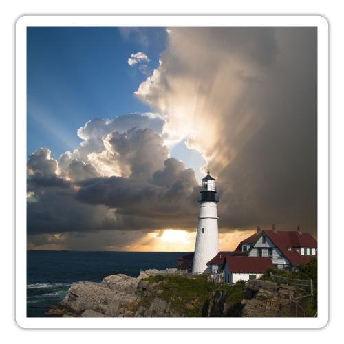 lighthouse Printdesign - Sticker