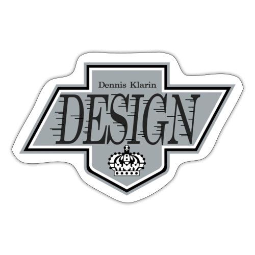 DKD King - Klistermärke