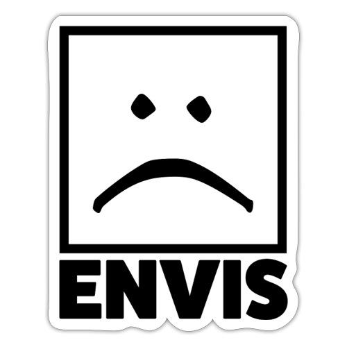 Envis Logo IKON - Klistermärke