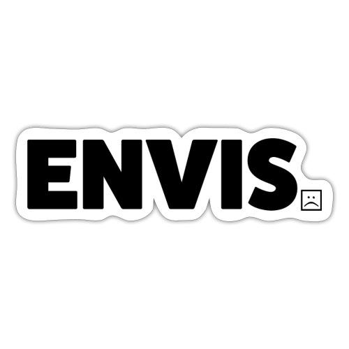 Envis Logo Text - Klistermärke