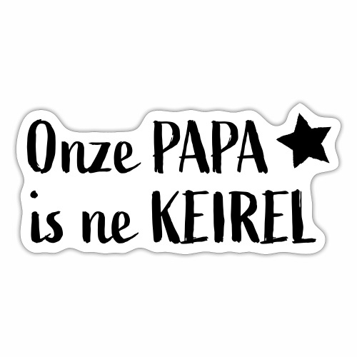 Papa Keirel - Sticker