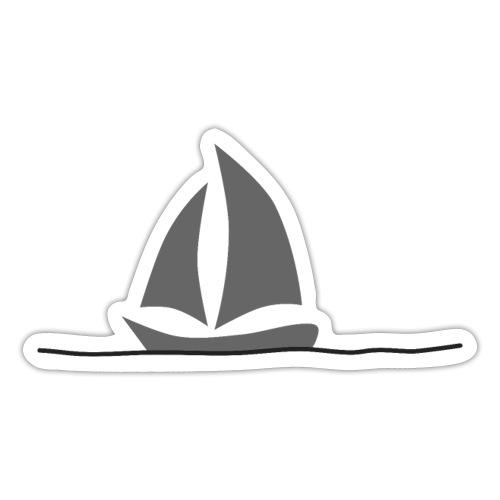Sailing Boat Printdesign - Sticker