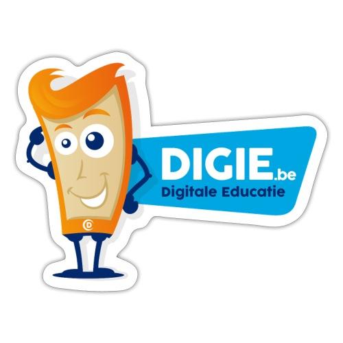 Digie.be - Sticker