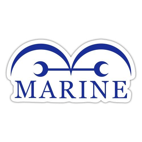Marines - Pegatina