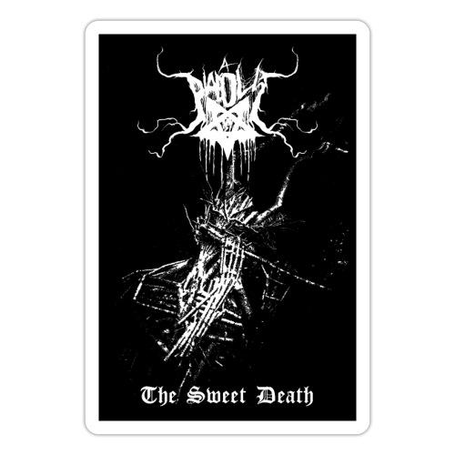 A Diaboli Poster - Klistremerke