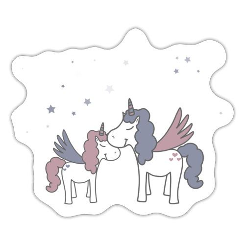 Little Unicorn - Sticker