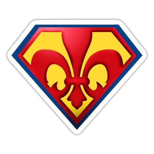 Fabulous Scout - Lilie im Wappen - Sticker