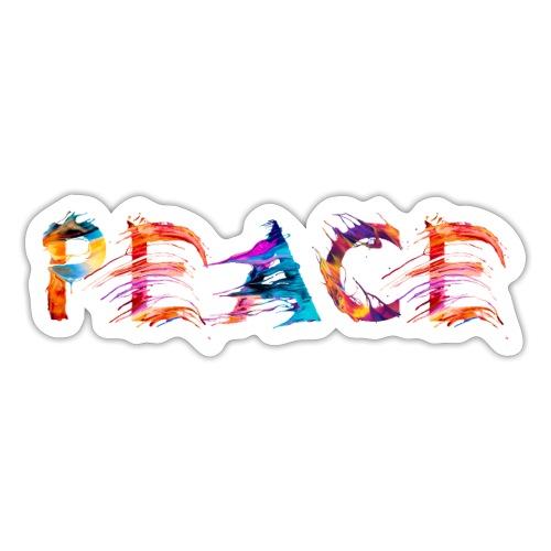 Peace - Autocollant