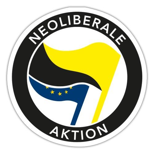 Neoliberale Aktion! - Sticker
