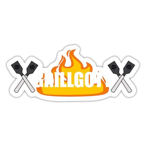 Grillgott Barbecue Experte - Sticker