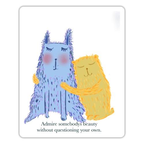 Ihaile toisiaanne - Sticker