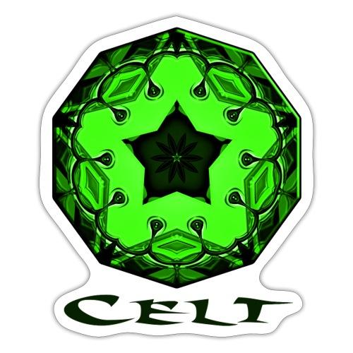 Celt djf - Pegatina