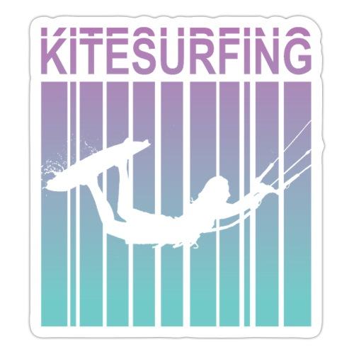 Kitesurfing - Sticker