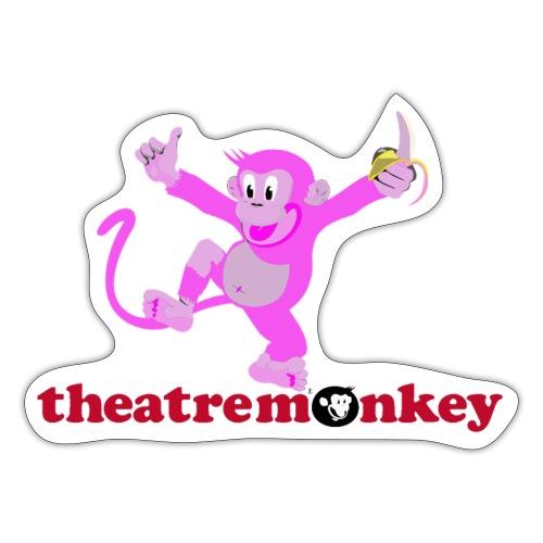 Sammy is In The Pink! - Sticker