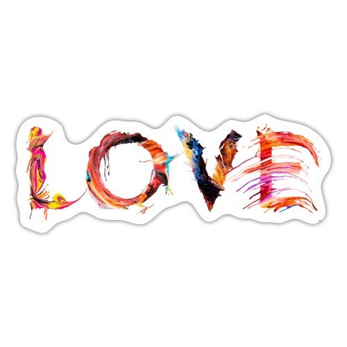 Love - Autocollant