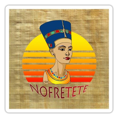 Nofrete von Ägypten - Sticker