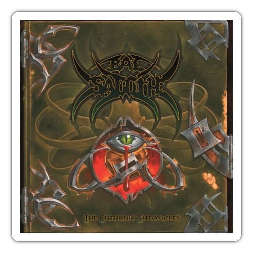 Bal-Sagoth The Chthonic Chronicles Sticker - Sticker